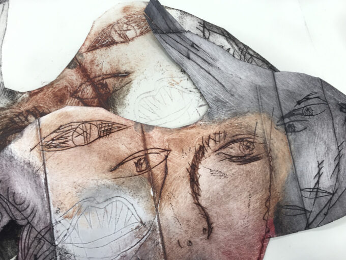 gravure, tetrapack, Magda Moraczewska