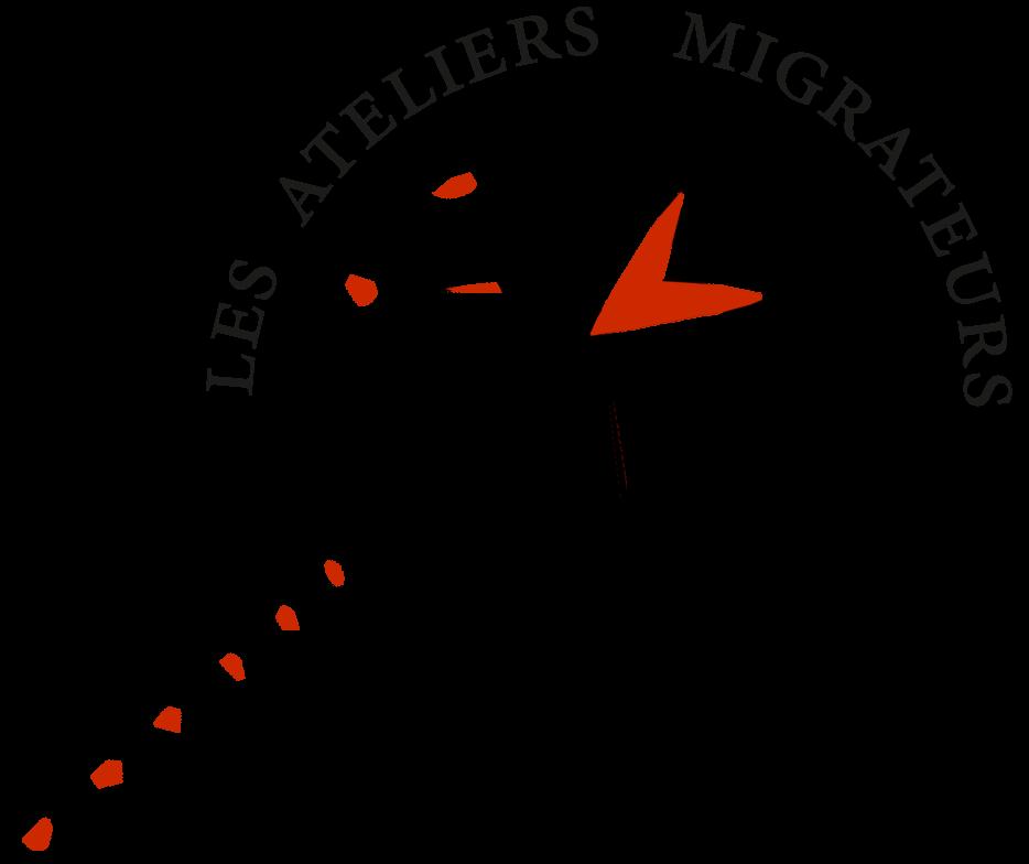 logo ateliers migrateurs - étoile