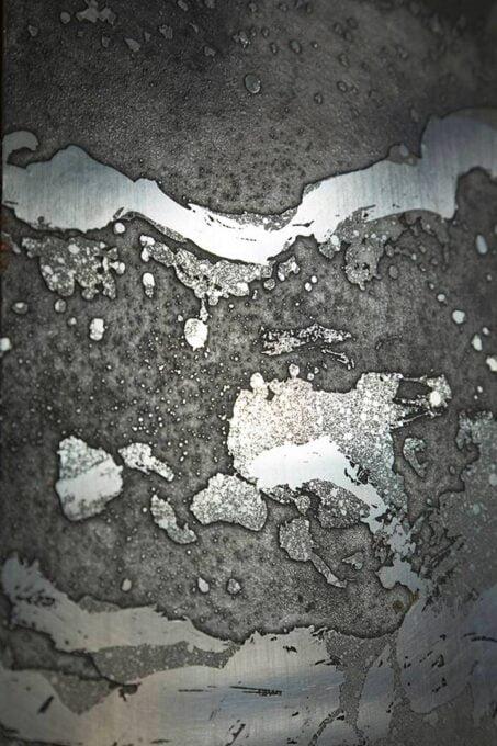 gravure sur zinc, aquatinte