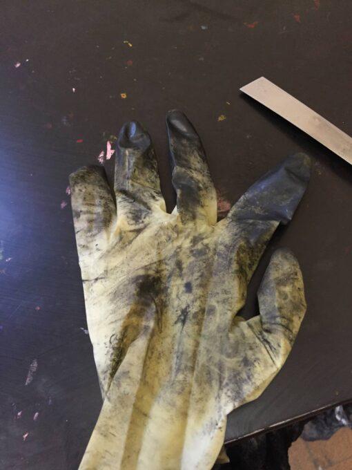 des gants pour ceux qui veulent